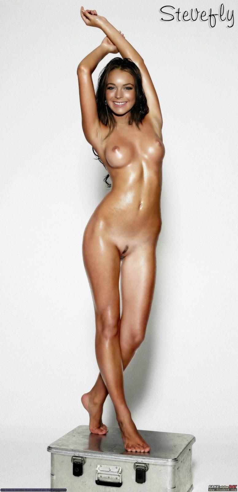 Naked Lynda Carter in I Posed for