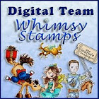 Digital Designer for Whimsy Stamps