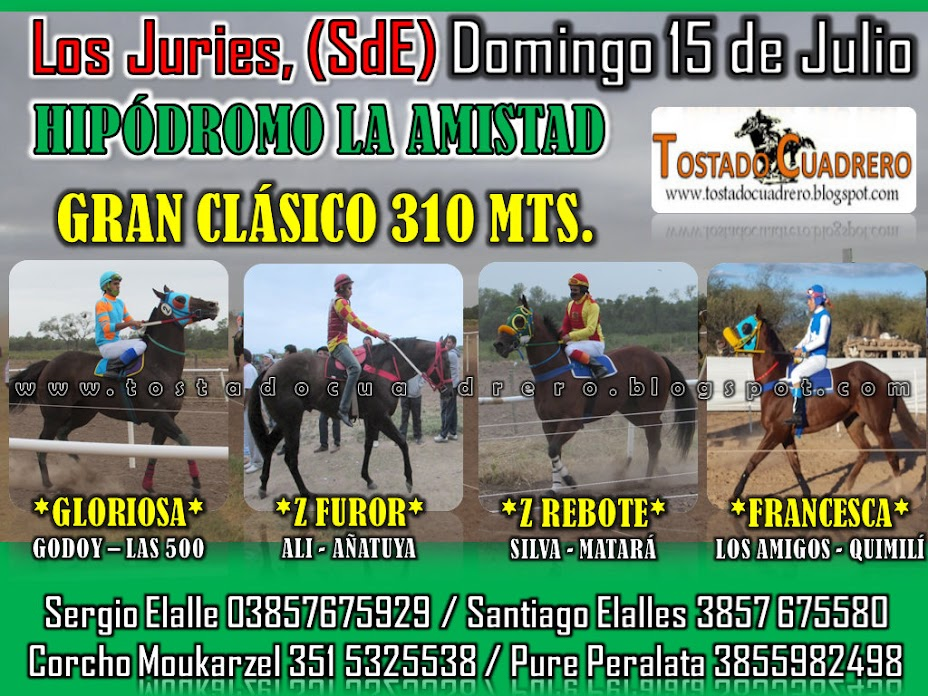 LOS JURIES - 310 MTS