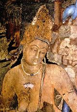 Bodhisattva @ Ajintha