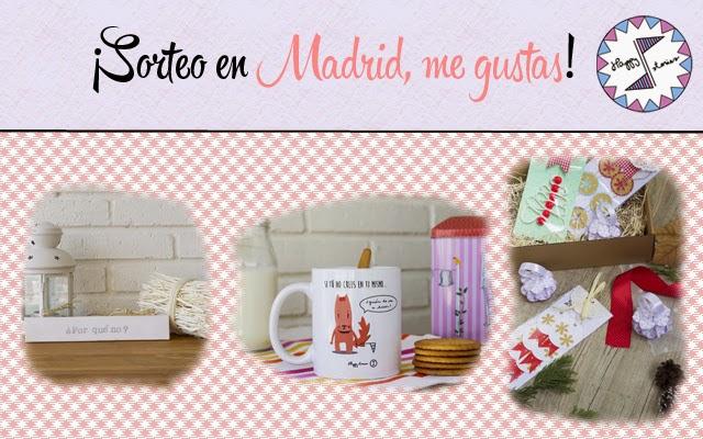 Sorteo en Madrid me gustas
