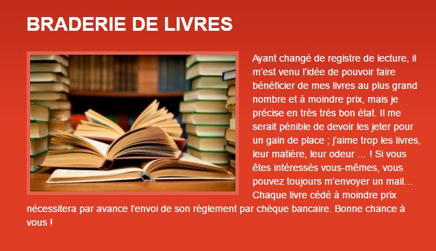 BIBLIOTHEQUE DE FRANCESCA