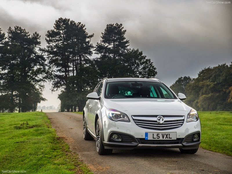 2014 Vauxhall Insignia Country Tourer
