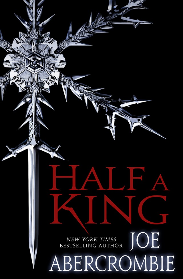 Cover art for HALF A KING by Joe Abercrombie