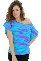 Tricou PUMA pentru femei WMS OCEAN TEE (PUMA)