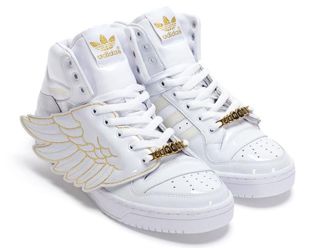 2. Draw wings with golden glitter pen on cardboard paper with few layers of  paper on top 3. Tie wings to the laces 4. Dip shoes in radioactive ...