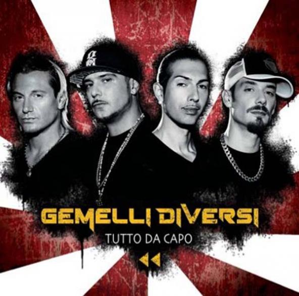 Album gemelli diversi tutto da capo tracklist video e - Musica gemelli diversi ...