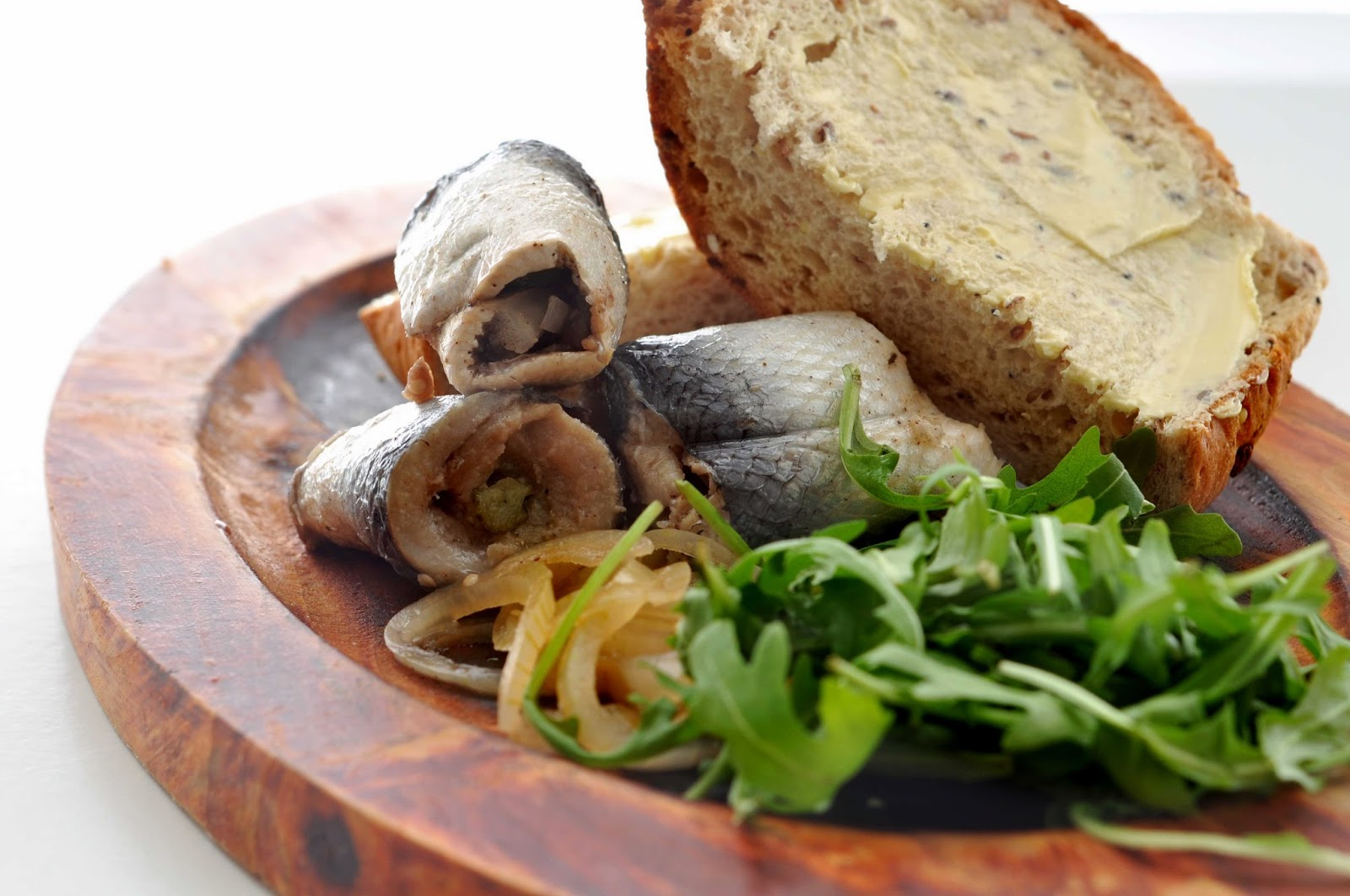 Pickled Rollmops