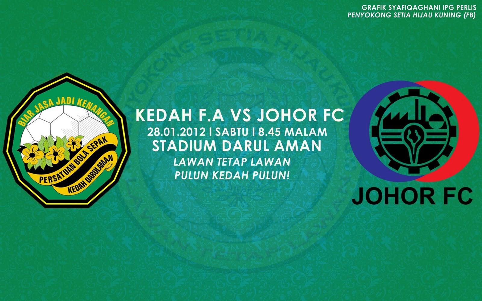 Penyokong setia hijau kuning liga super 2012 l kedah f a for Home wallpaper kedah