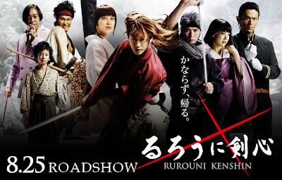 Samurai X (Rurouni Kenshin) Legendado (2012)