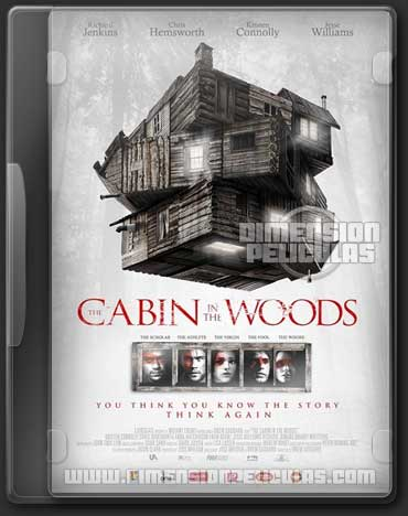 The Cabin In The Woods (HDRip Inglés Subtitulado) (2012)