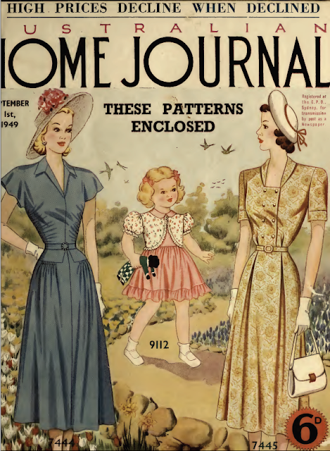Australian Home Journal 1st September 1949