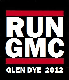 Run GMC Glen Dye 2012