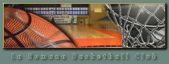 LA ROMANA BASKETBALL CLUB.