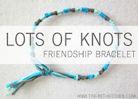 Friendship Bracelet Tutorial1