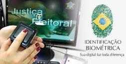 AGENDAMENTO DE BIOMETRIA DO TITULO DE ELEITOR - CLIQUE NA IMAGEM