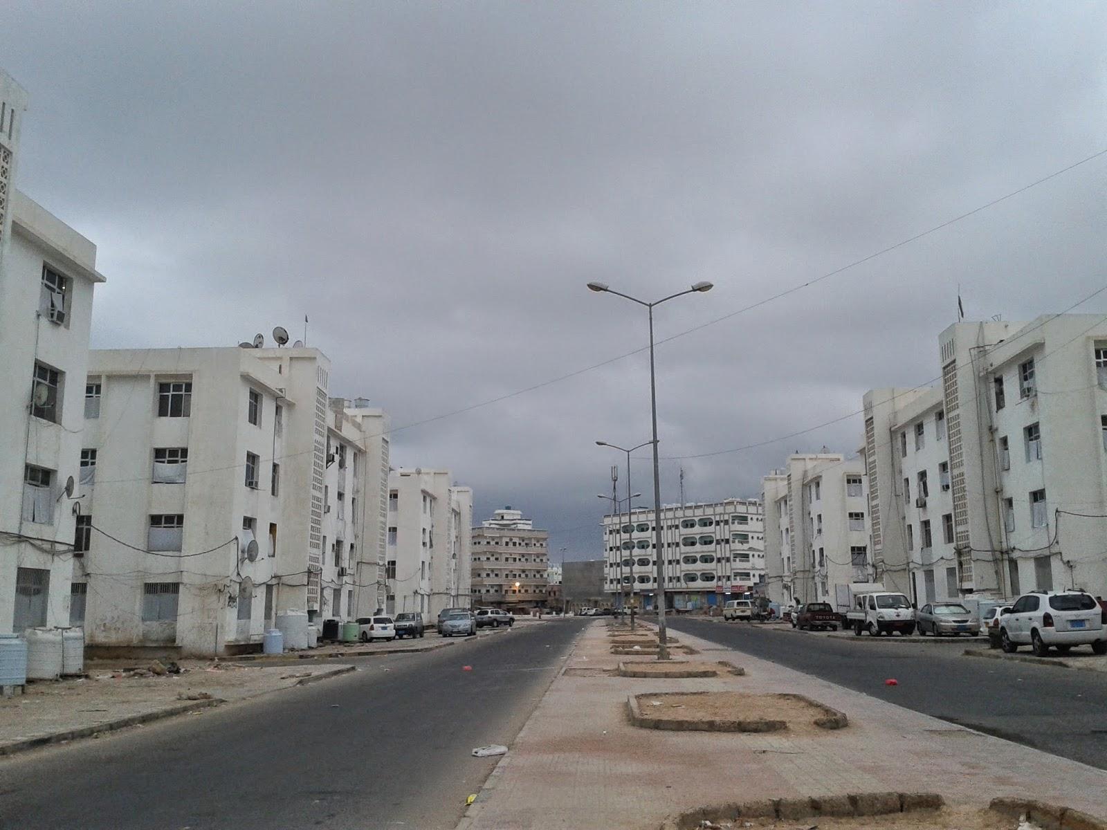 Provinsi Hadhramaut, Yaman.