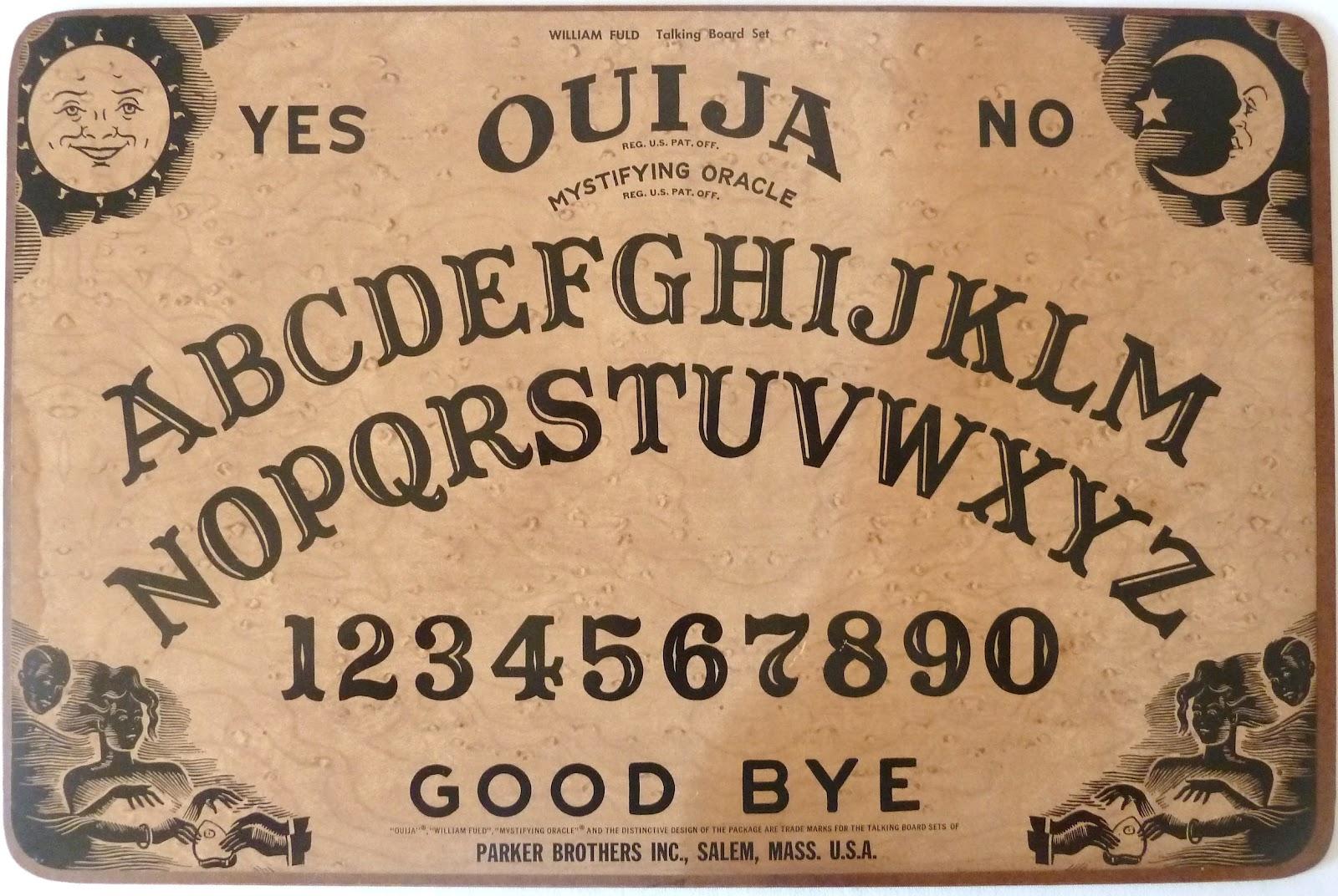 Ouija Board Coffee Table Big Deal Ouija Board