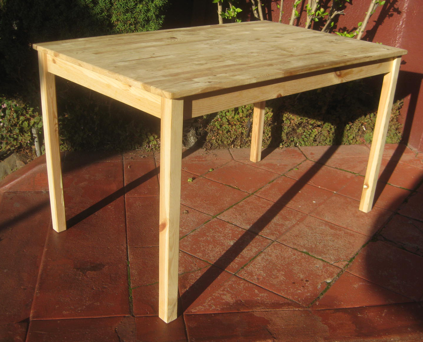 Birch kitchen table uhuru furniture collectibles sold birch kitchen table 50 dining table - Birch kitchen table ...