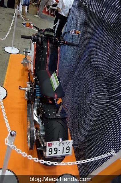 MecaTienda motocicleta eléctrica Zec00