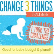 Change 3 Things Challenge