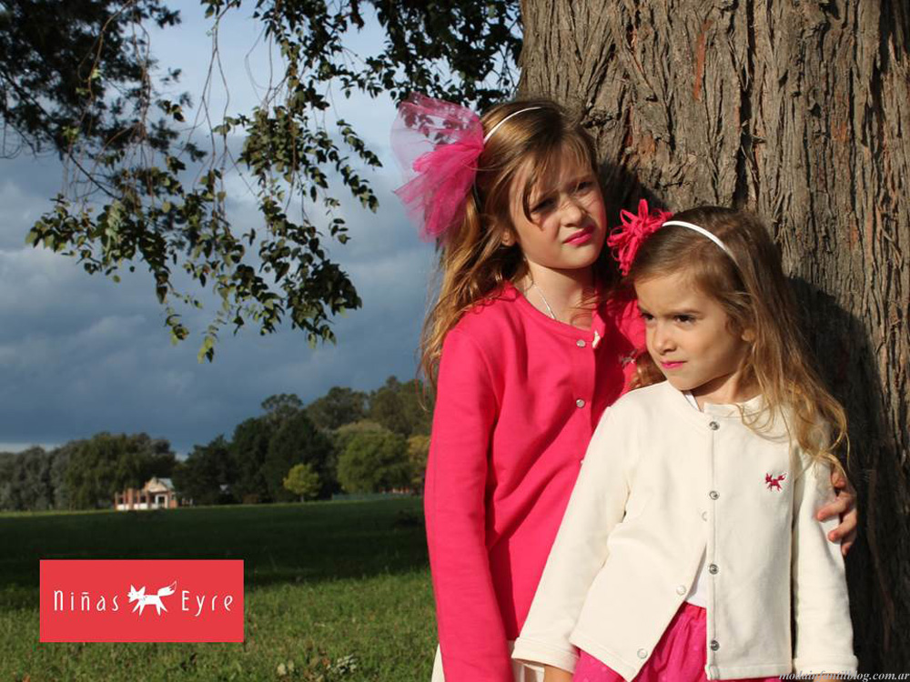 Ropa para niñas otoño invierno 2014. Moda invierno 2014, Niños Eyre.