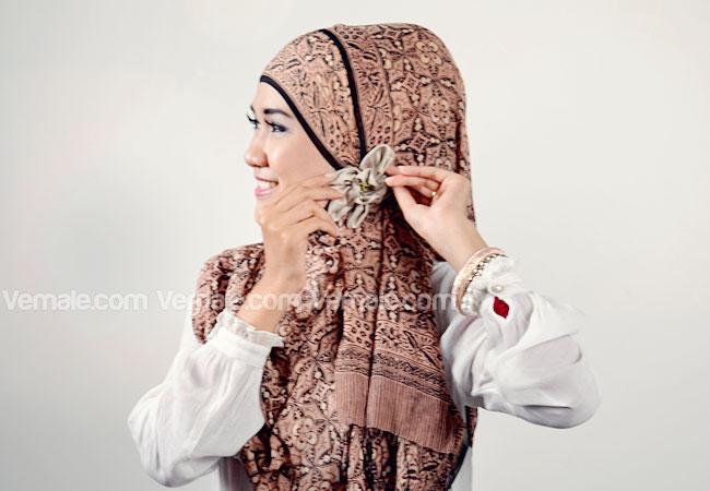 Cara hijab untuk muka panjang newhairstylesformen2014 com