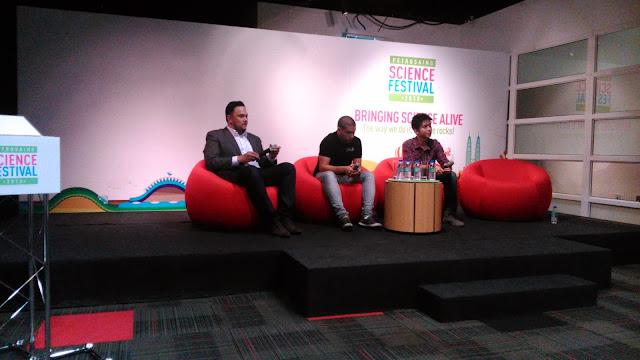 Imran Ajmain to Speak at Petrosains Science Festival