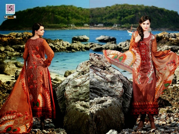 Shaista Summer Dresses Collection