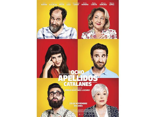 Concurso 'Ocho Apellidos Catalanes': Tenemos pósters firmados por los protagonistas