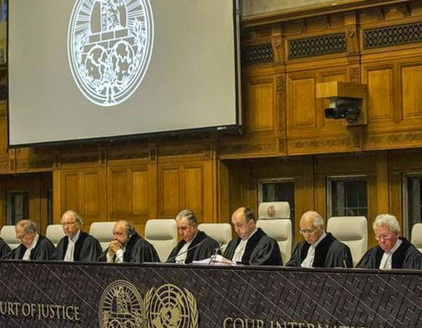 La Corte penale internazionale dell'Aia ha trasferito il diritto di giudicare la Russia, Putin e terroristi di Donbass