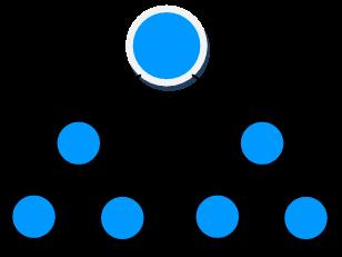 Mô hình nhị phân có đặc trưng gì?