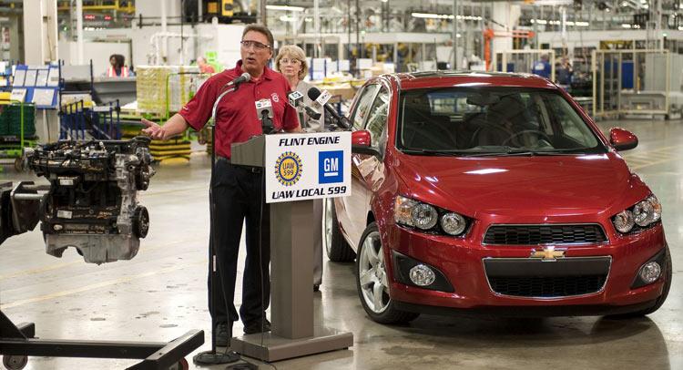 General Motors Investing 356 Million Into Michigan