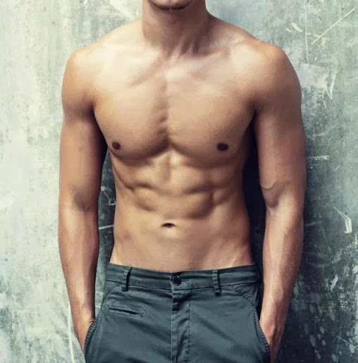 indra-herlambang-sixpack-muscle-shirtless