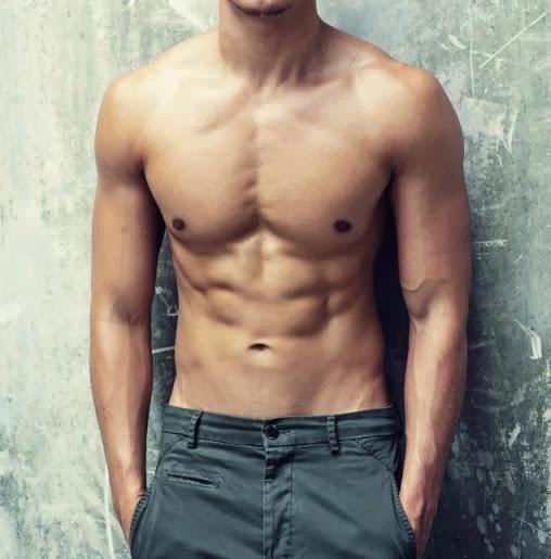 indra-herlambang-sixpack-muscle-shirtless