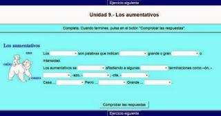 http://cplosangeles.juntaextremadura.net/web/lengua3/vocabulario_3/aumentativos_3/aumentativos01.htm