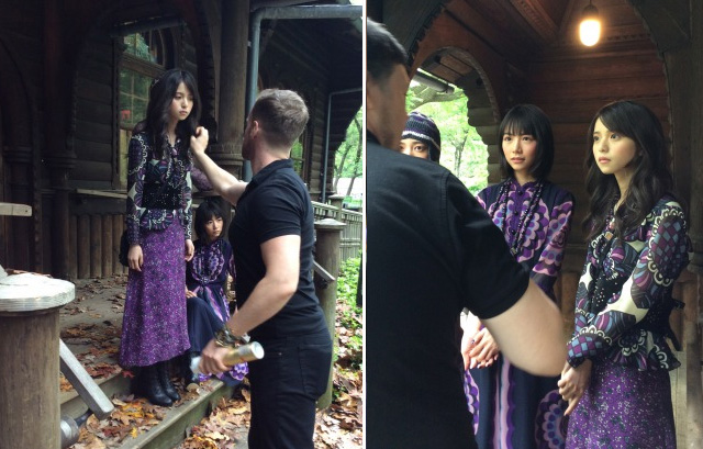 [Resim: nogizaka46-anna-sui-behind-the-scenes-02.jpg]