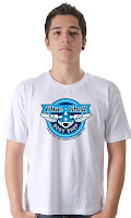 Camiseta Namorado Geek Blue Shell