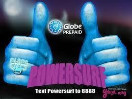 globe powersurf promo