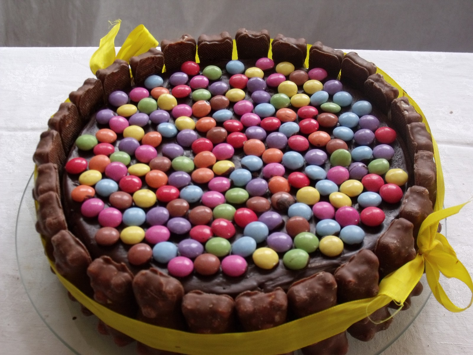 Préférence Expériences Gourmandes: Gâteau d'anniversaire oursons BO39