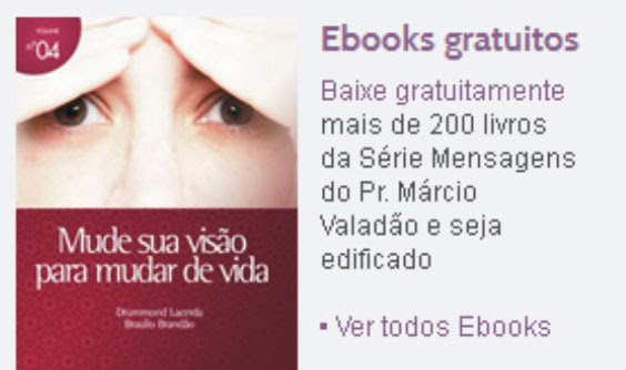 E-BOOKS DE MENSAGENS