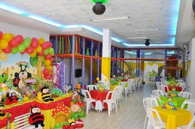 Plano de negocio buffet infantil