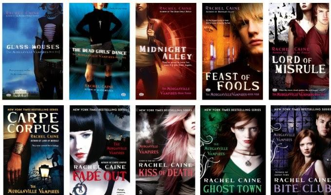 Morganville series