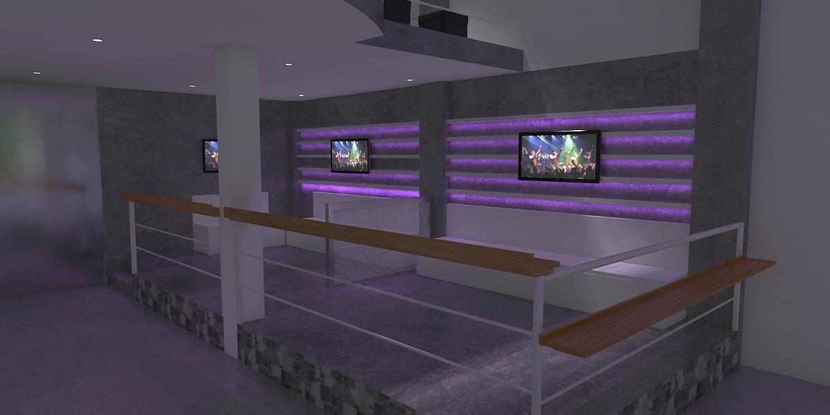 Luis fx dise o discoteca tumbao sur for Programas de diseno 3d online