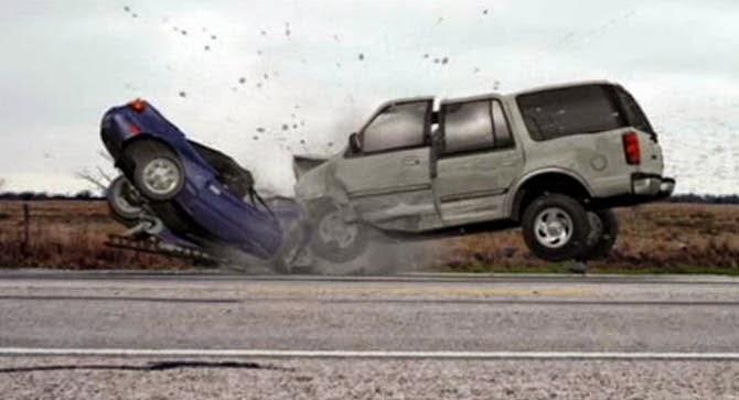 Recent Car Accident In Arvin Ca