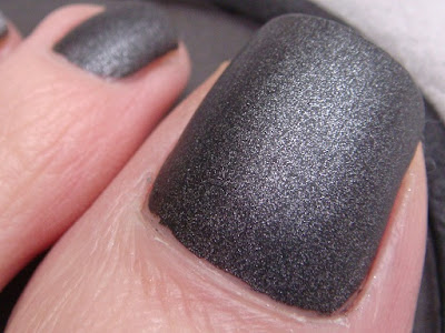 Em Nail Polish Spreads Like Er It S About As Thick And One Coat Is All You Need Make Sure Wear A Base Though Because With The Dark