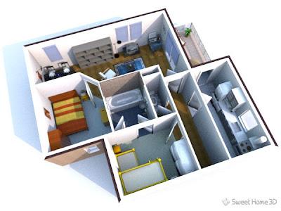 Aplikasi Untuk Membuat Desain Rumah