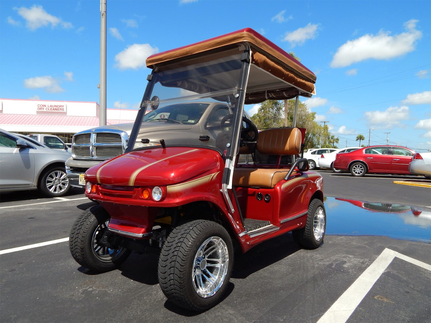 gem e2 golf cart