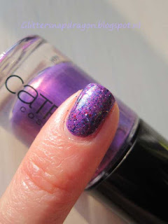 Shimmer Gerry Catrice Heavy Metallilac