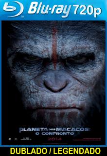 Assistir Planeta dos Macacos:O Confronto Dublado 2014